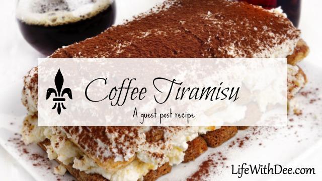 Coffee Tiramisu