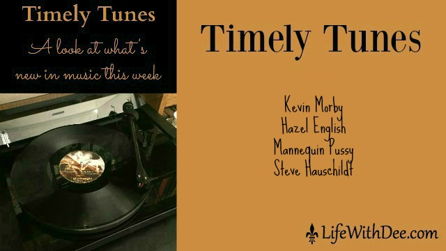 Timely Tunes ~ November 3, 2016