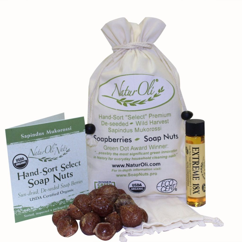 Soap Nuts - eco friendly laundry