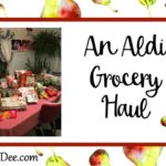 An Aldi Grocery Haul