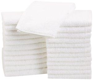 white cloths