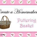 Create a Homemaker's Puttering Basket