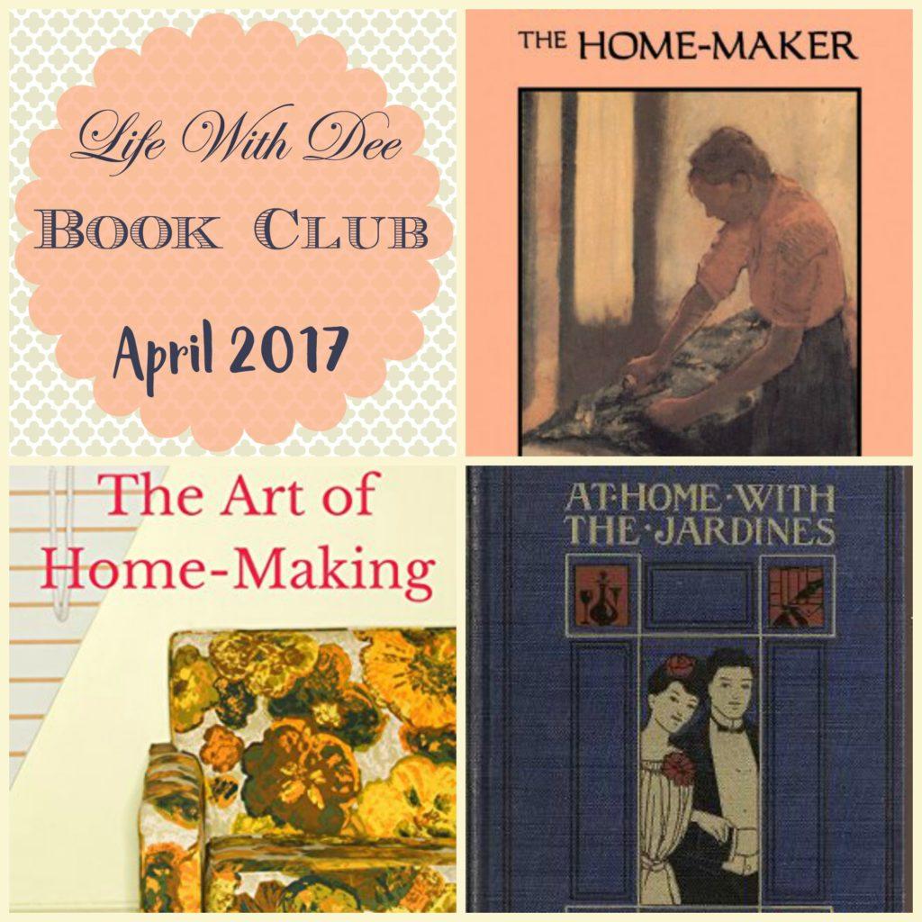 LWD Book Club April 2017
