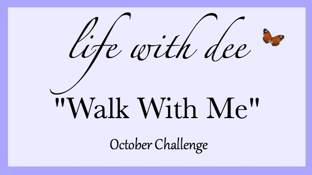 Walk With Me Challenge