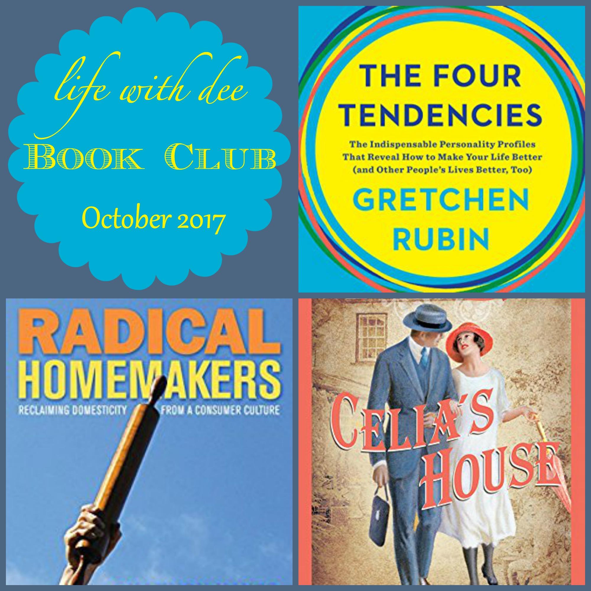 LWD Book Club October 2017