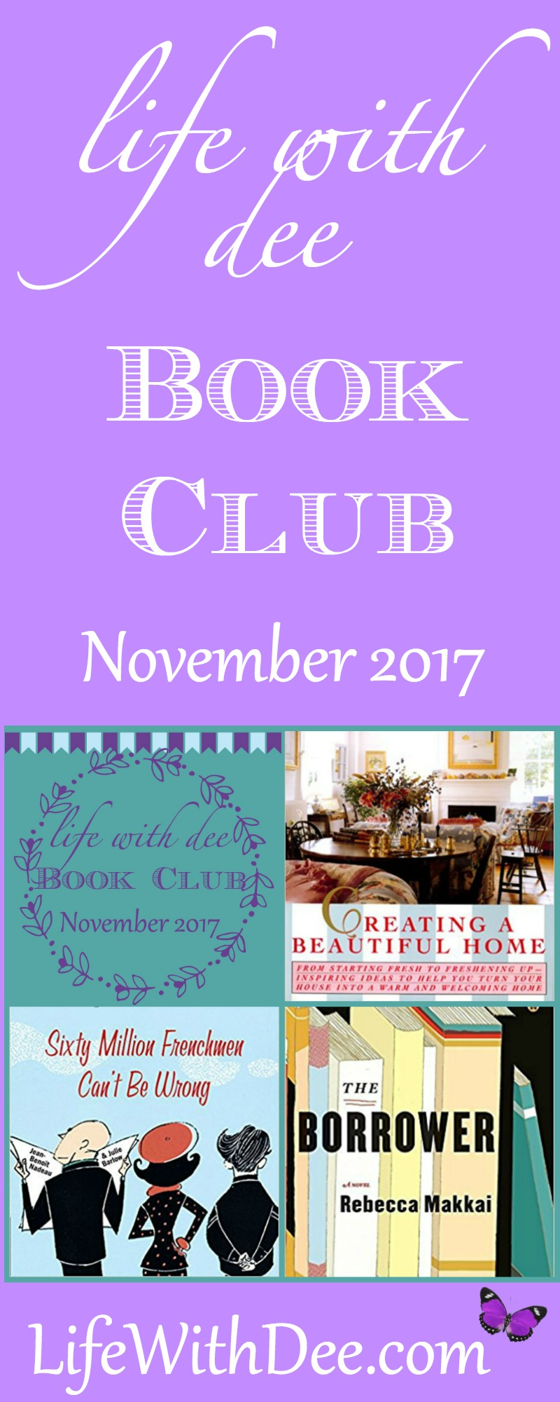 LWD Book Club November 2017