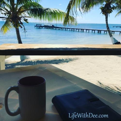 Morning in Belize