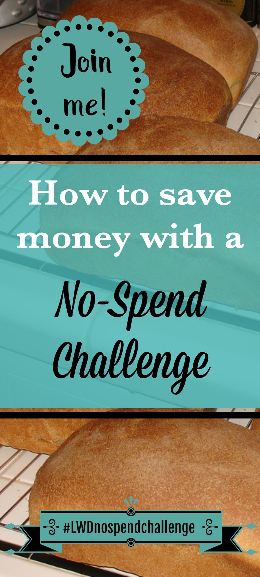 No-spend Challenge