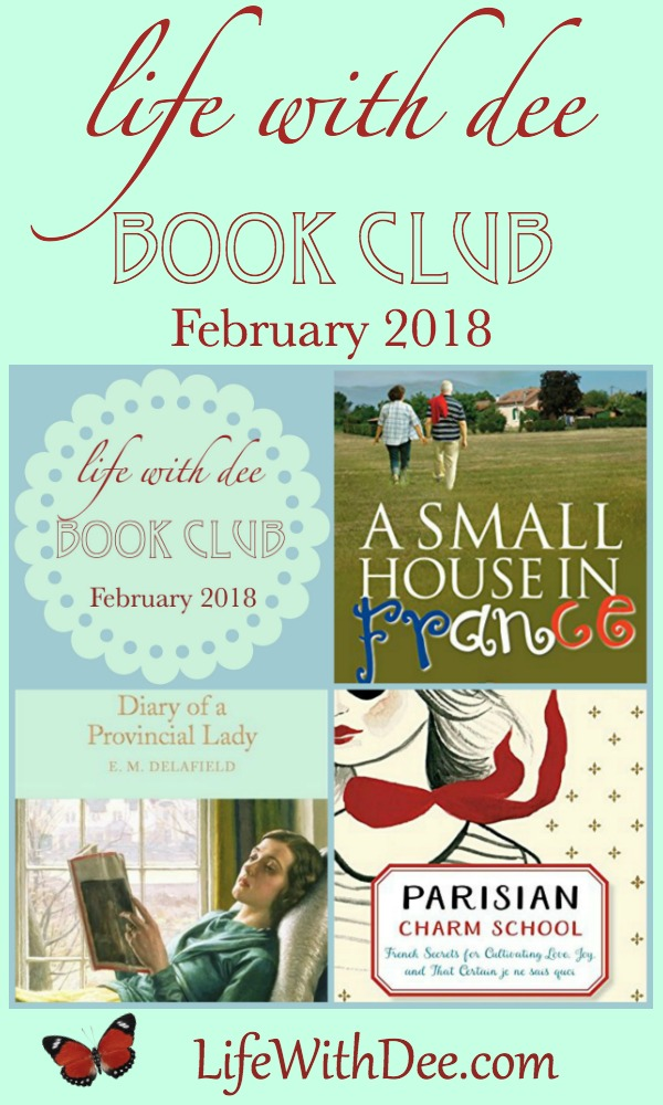 LWD book club Feb 2018