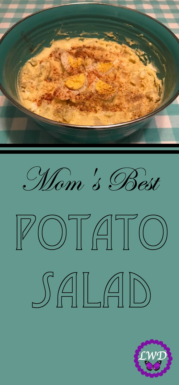 Mom's Best Potato Salad