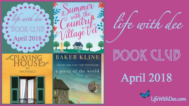 LWD Book Club April 2018