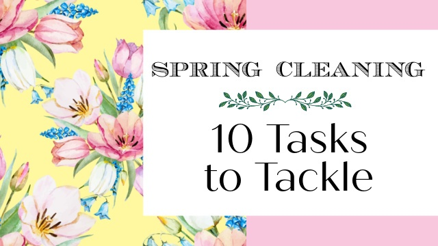 image spring cleaning graphic