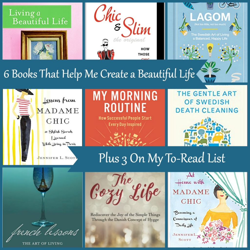 Beautiful Life Book List
