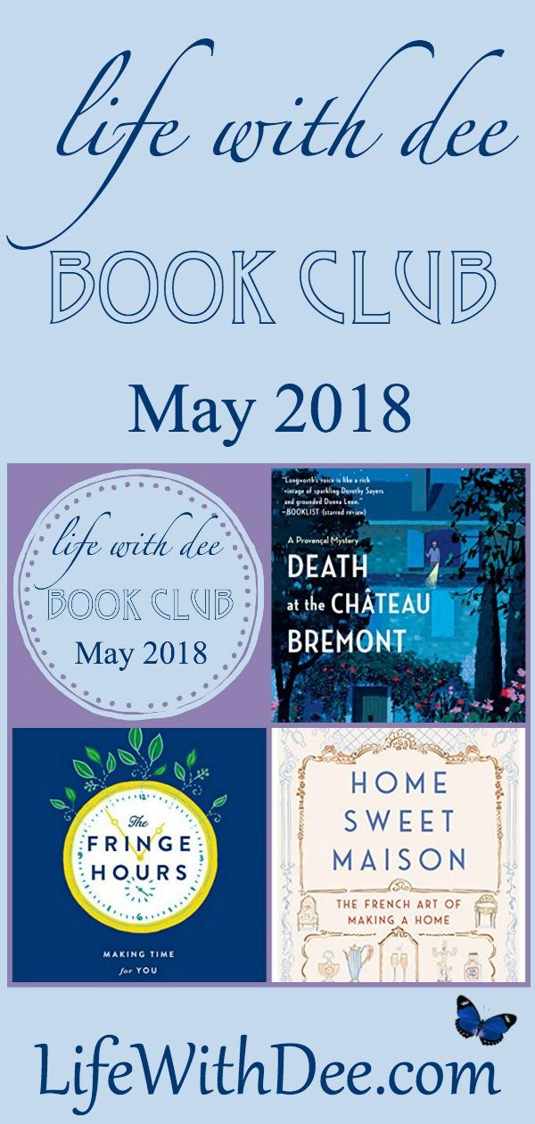 LWD book club May 2018