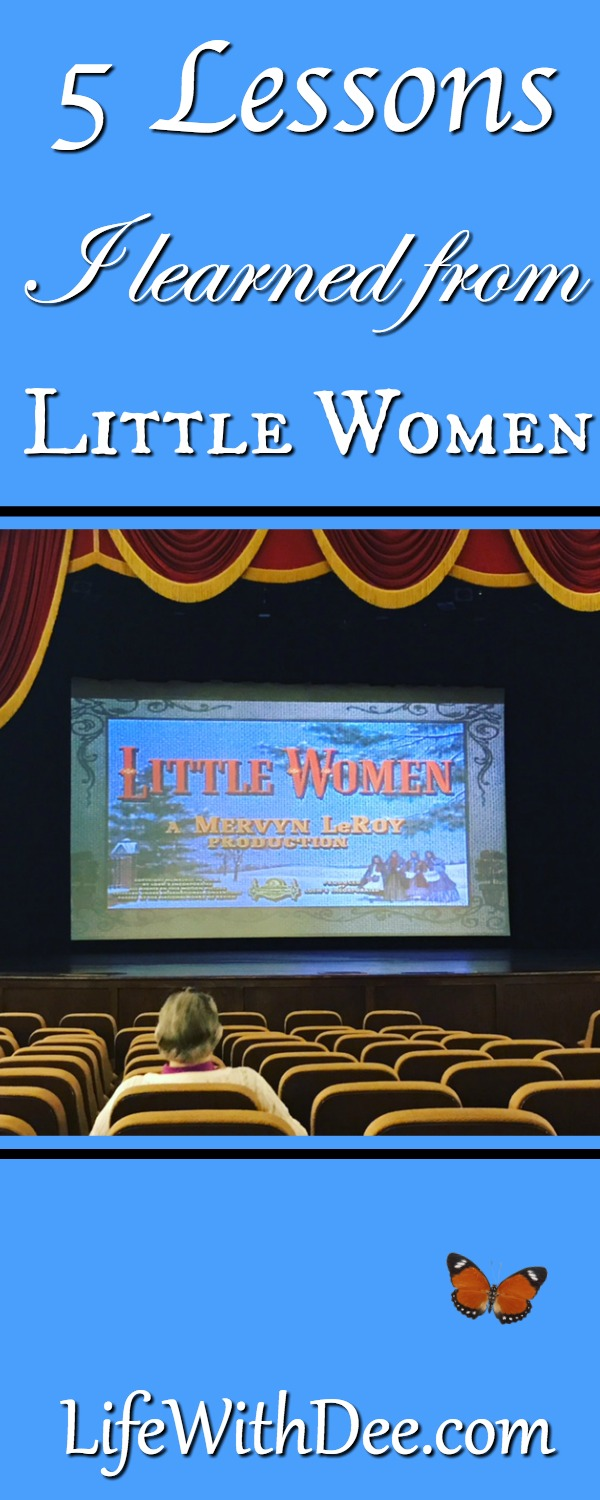 Little Women Lessons