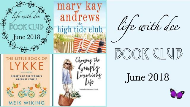 LWD Book Club June 2018