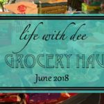 June Grocery Haul