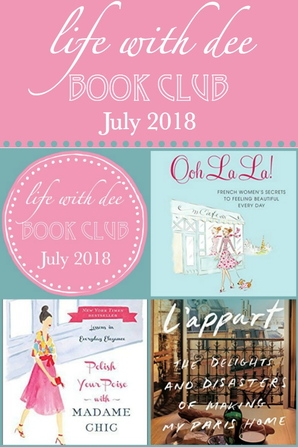 LWD July Book Club