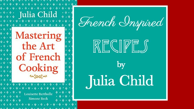French inspired recipes