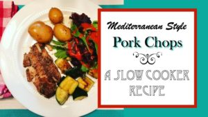 Mediterranean Style Pork Chops