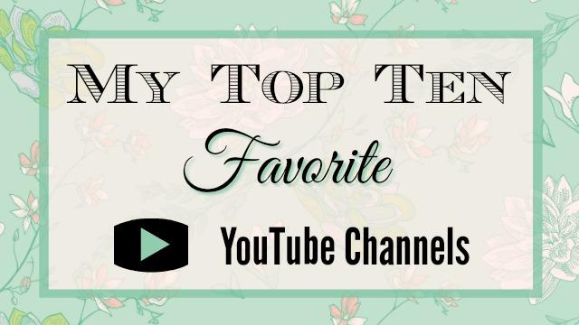 Top Ten YouTube Channels