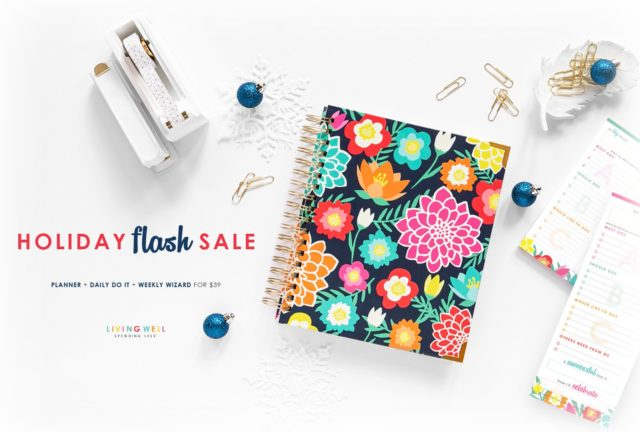 4 day planner sale