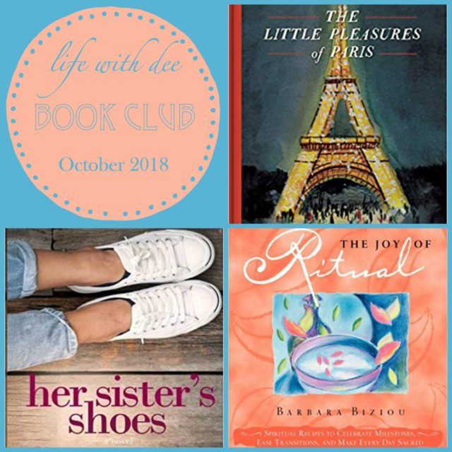 Book Club - October