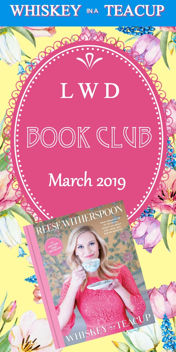 LWD Book Club march
