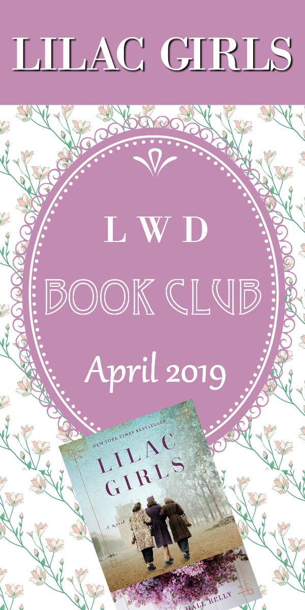 April Book Club - Lilac Girls