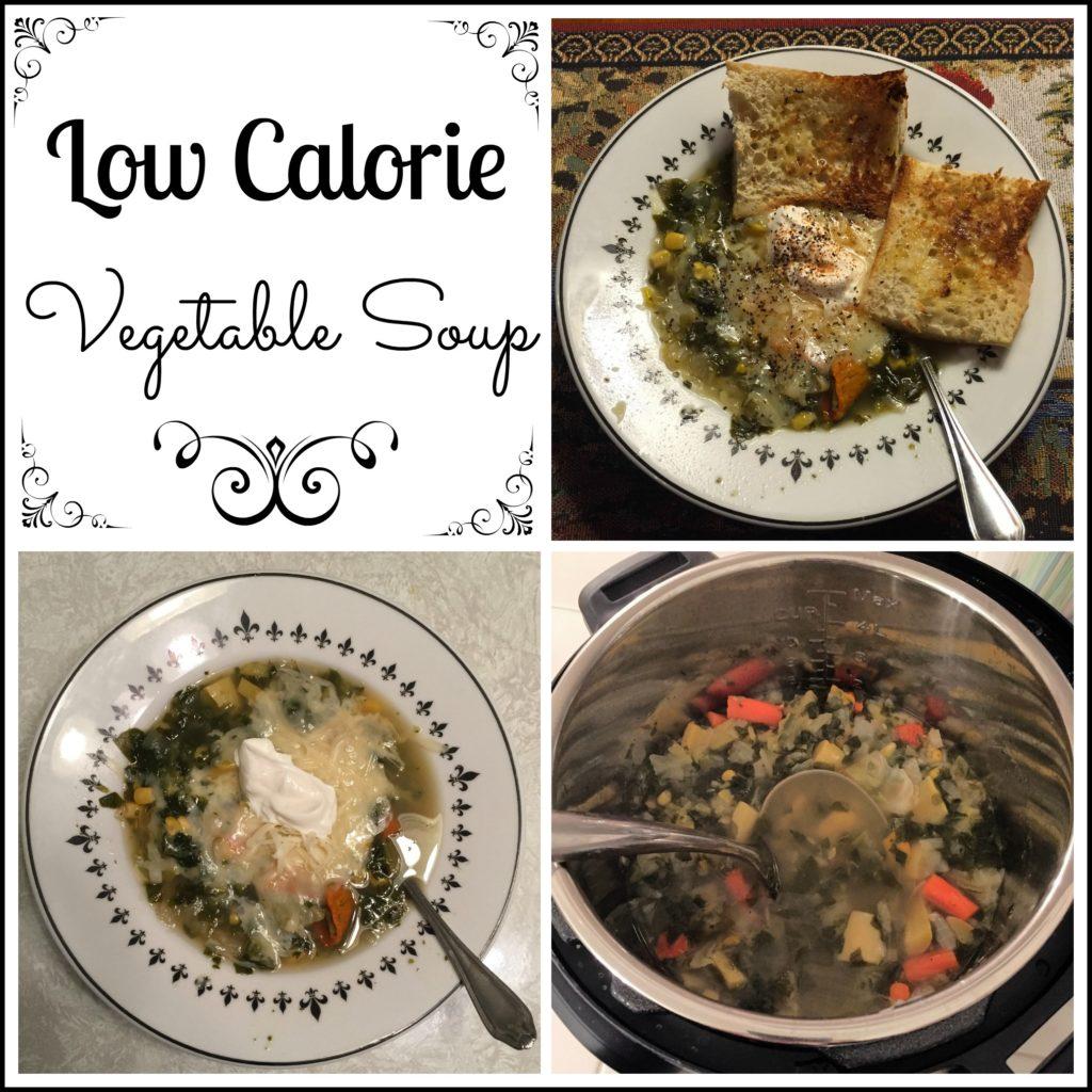 Low Calorie Vegetable soup