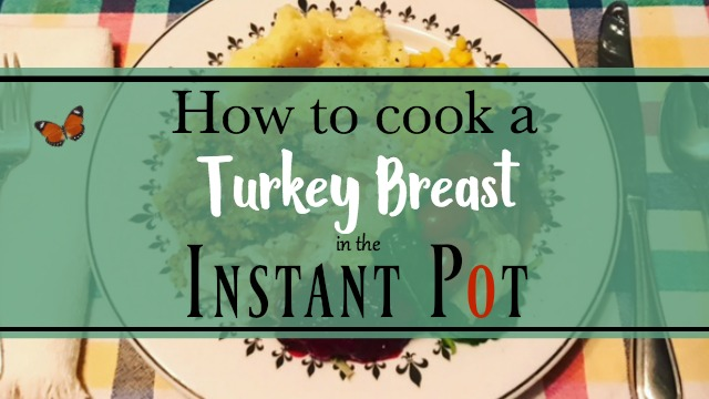 How to cook frozen turkey breast in IP