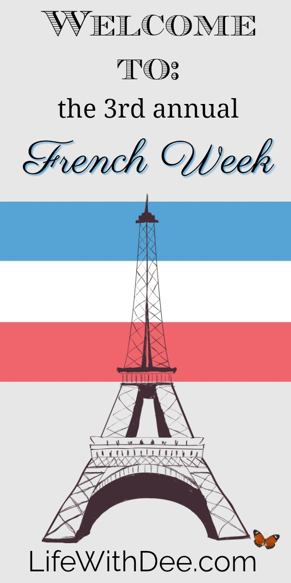 Welcome to French Week