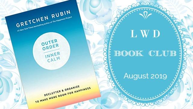 Book Club August 2019
