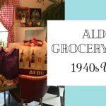 Aldi Grocery Haul ~ 1940s Week