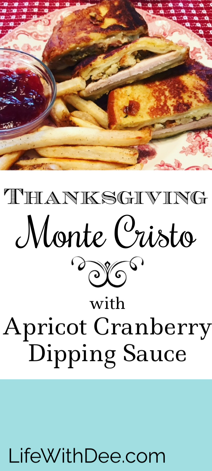 Thanksgiving Monte Cristo