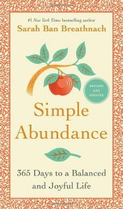 Simple Abundance book cover