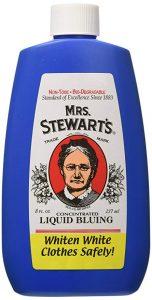 liquid bluing