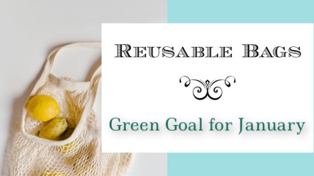 Green goal for January