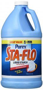 Liquid starch