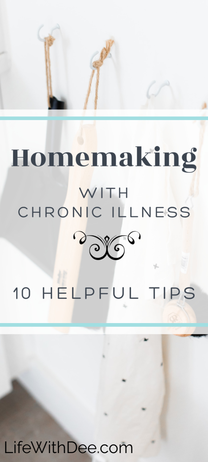 Homemaking with Chronic Illness