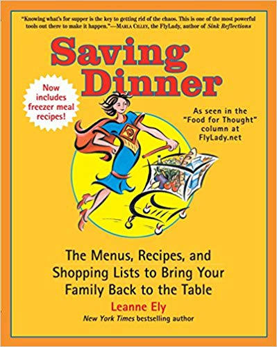 Saving Dinner cookbook