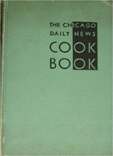 Chicago Daily News Cookbook