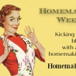 Homemaking Week on LWD