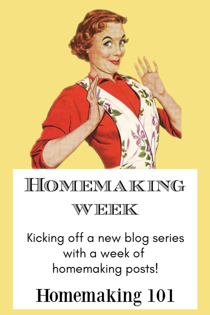 Homemaking Week