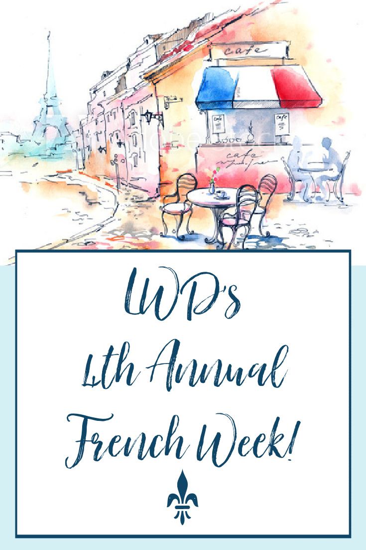 4th Annual French Week