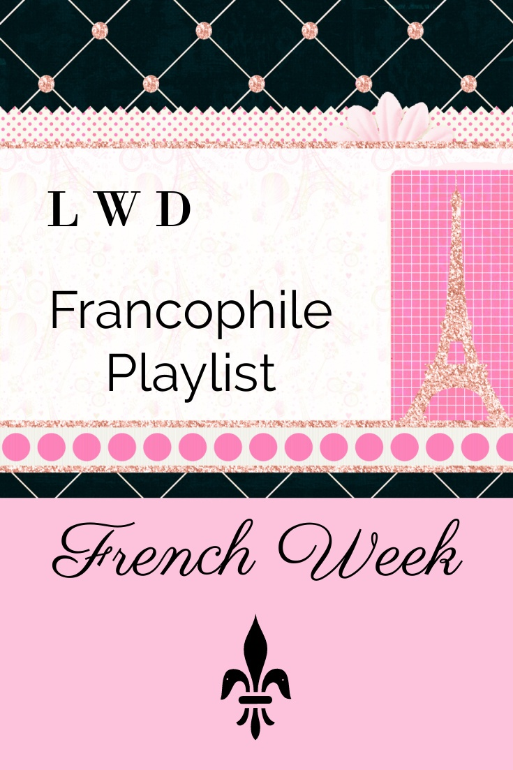 French Week Playlist