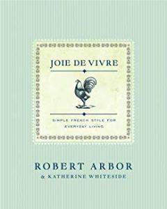 Joie De Vivre book cover Francophile books