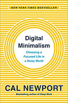 Digital Minimalism book cover