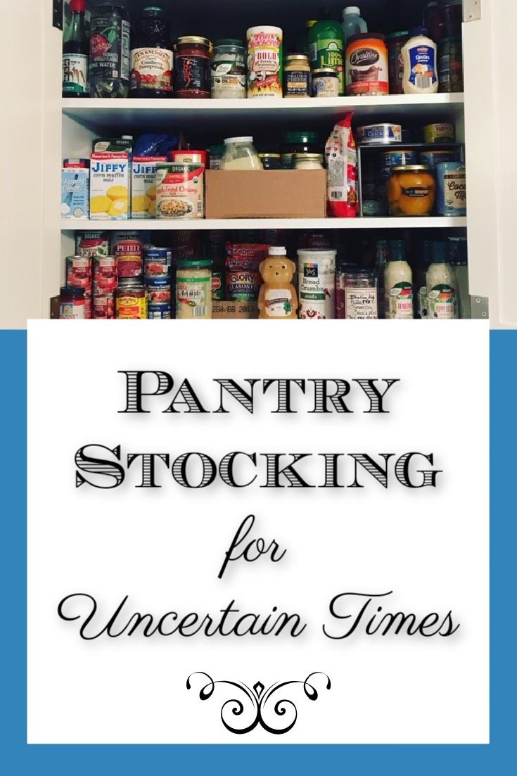 Pantry Stocking
