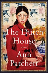 The Dutch House - book cover image